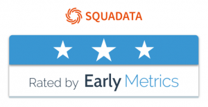 Early Metrics Squadata 3 étoiles