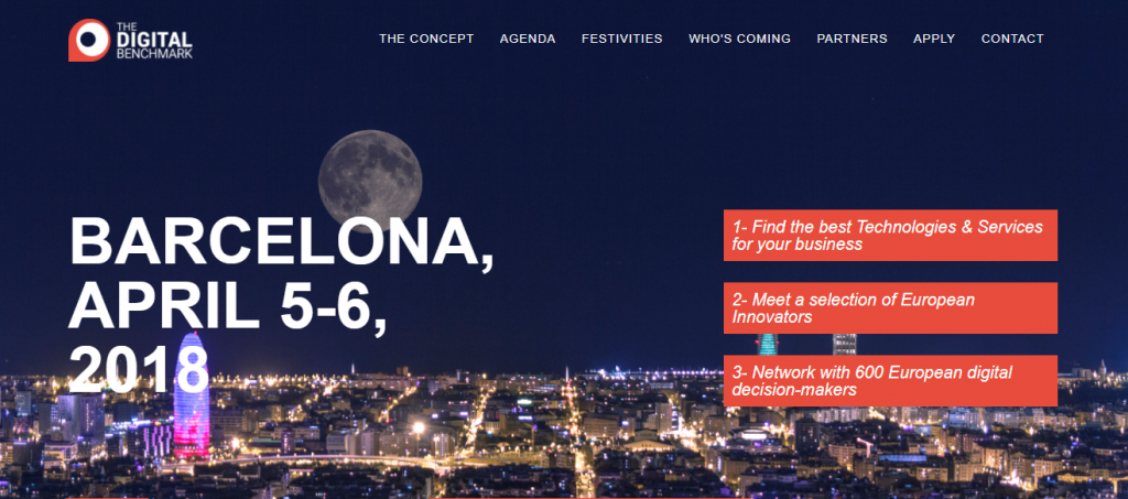Digital Benchmark by EBG Barcelona 2018