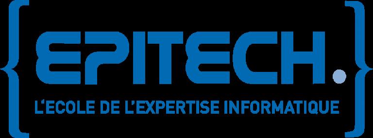 Logo epitech en couleur sans fond