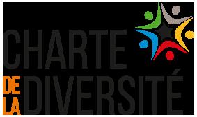 Logo charte diversité sans fond