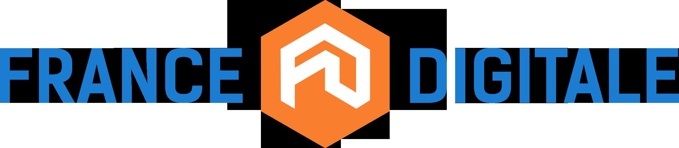 Logo France Digitale png