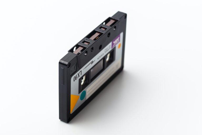 Cassette playlist d'out 2021